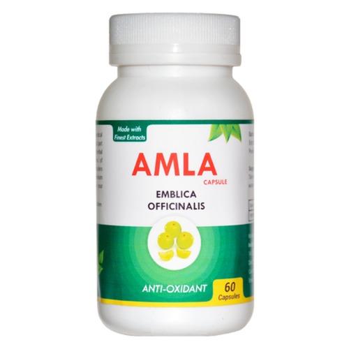 Herbal Amla Emblica Officinalis Antioxidant Capsules