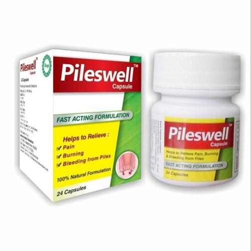 Herbal Haemorrhoids Piles Care Relief Capsules