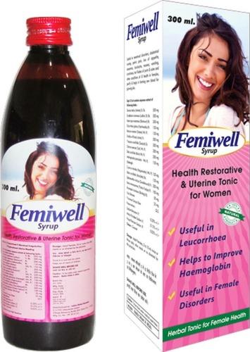 Herbal Women Reproductive Health Uterine Tonic