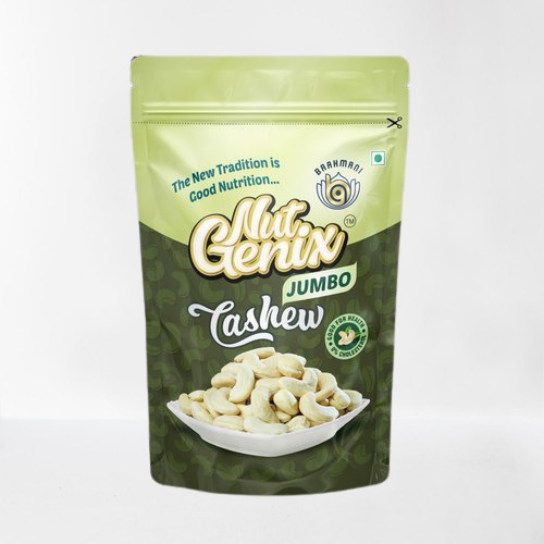 Organically Grown Pure Natural Bold Size Natural Sweet Dried A Grade Jumbo Cashew Nuts