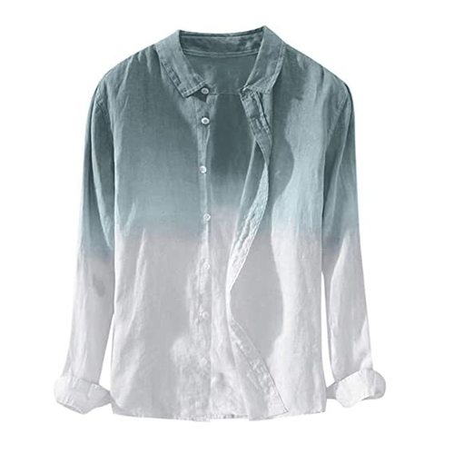 Mens Full Sleeves Cotton Shirt