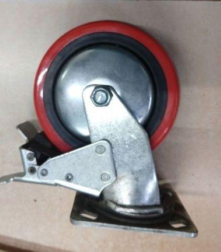 Premium 6 x 2 PU Caster Wheel