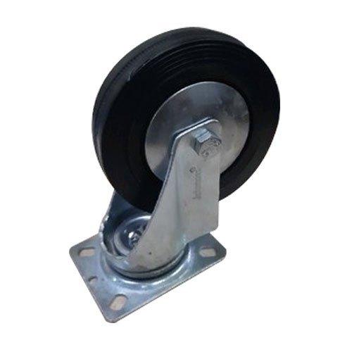 Sturdy Design Rubber Caster Wheel
