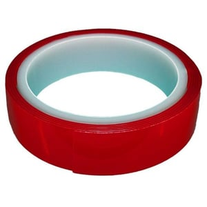 60 MM Dark Red Plastic PVC Automotive Mounting Tapes Roll