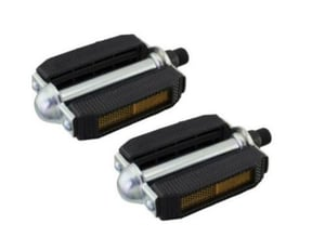 Black Color Bicycle Pedals