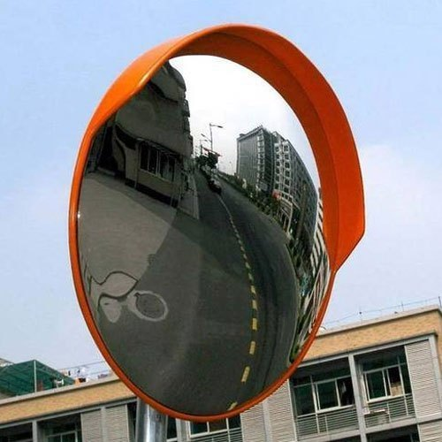 Round Road Safety Convex Mirrors