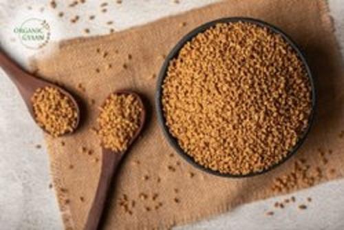 Organic Fenugreek Seeds, Yellow Color (500 Gram)