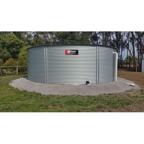 Zincalume Steel Water, Oil or Chemical Storage Tank
