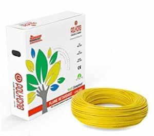 Polycab Pvc Insulated 1mm Single Core Flexible Copper Wires