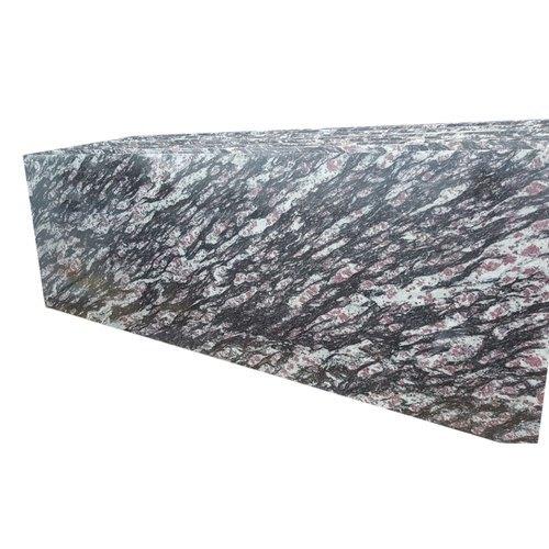 Amadias Black Granite Stone Slab
