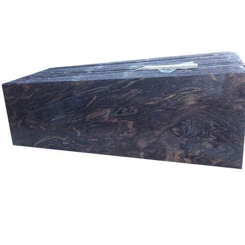 Paradiso Bash Black Granite Stone Slab