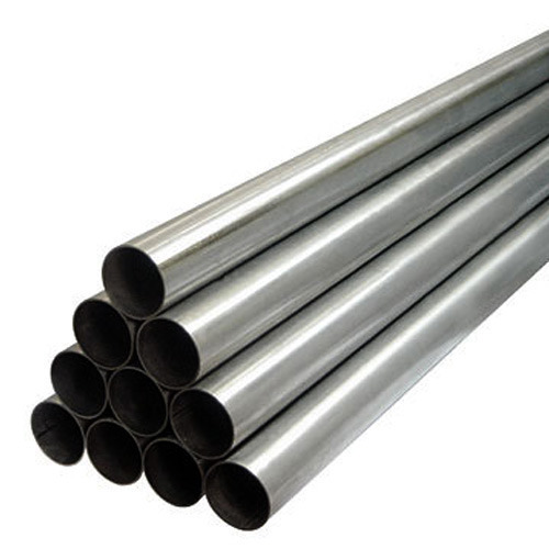 Stainless Steel Round Shape Pipe For Construction