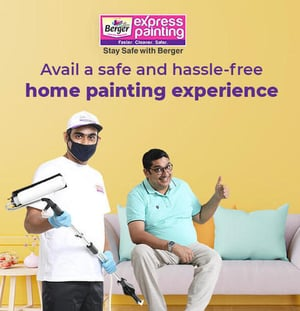 Berger Express Painting Consultation Service
