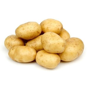 Size 45mm to 90mm No Preservatives Natural Taste Healthy Brown Fresh Potato