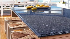 Artificial Concrete Marble For Kitchen Slabs