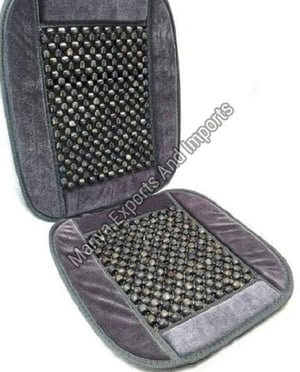 Car Seat Cotton Covers, Pinted And Plain Pattern