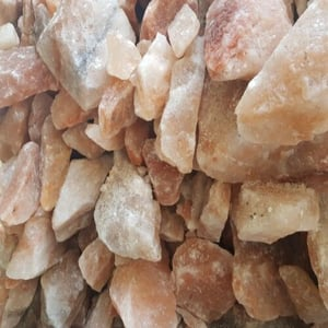 Real Taste And Purity Proof Healthy Minerals Natural Edible Rock Salt Crushed Cubes