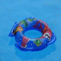 Inflatable Pool Fish Ring