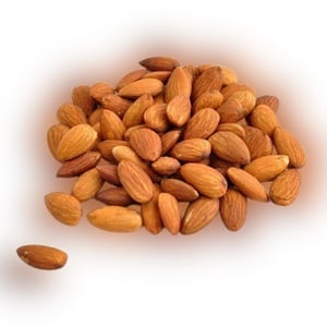 Organically Cultivated And Loaded With Massive Amount Of Nutrients Whole Almond Nuts