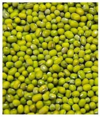 Green Color Moong Seeds