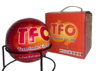 TFO Fire Extinguisher Ball