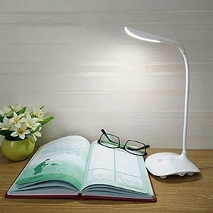 Rechargeable LED Touch On/Off Switch Desk Lamp Children Eye Protection
