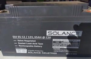 Sealed Lead Acid Type Rechargeable Battery