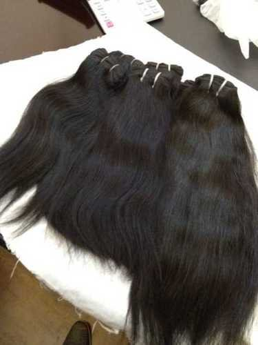 Indian Natural Color Straight Hair