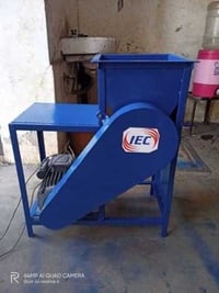 Fully Electric Small Ice Crusher Machine