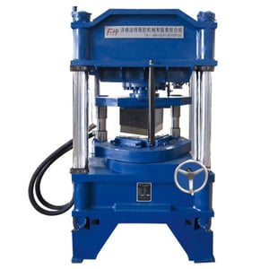 Industrial Hydraulic Angles Notching Machine