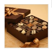 Corporate Gift Chocolate Packaging Box
