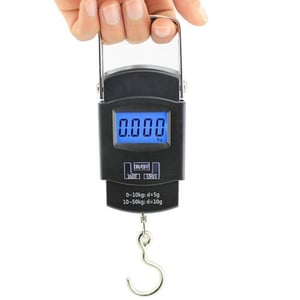 Portable Electronic LCD Digital Weighing Scale