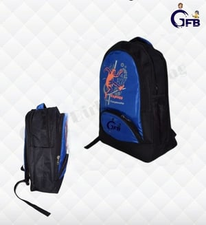 Light Weight Printed College Bag