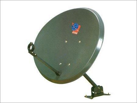 Offset Elliptical Antenna