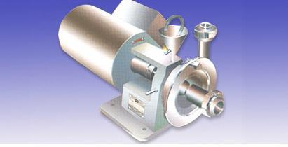 Centrifugal Pumps With Double Mechanical Seals