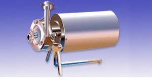 Monoblock Pumps With Extension Shaft