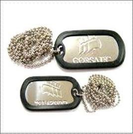 Stainless Steel Rust Proof Pet Id Tag