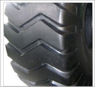 Heat Resistance Off Road Tyre
