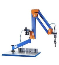 Pneumatic Tapping And Drilling Machine