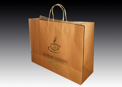 Tea Carry Paper Bag