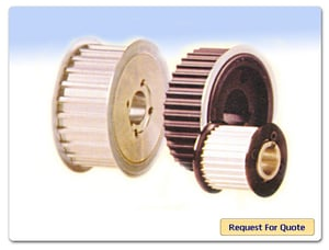 Timing Pulley And Belt