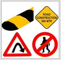 Cautionary Road Safety Signs