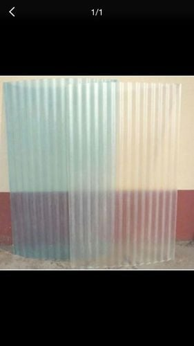 FRP Corrugated Rooflite Sheets