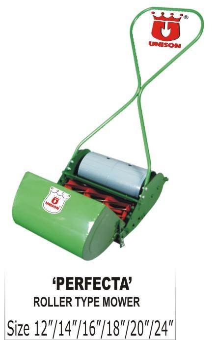 Roller Type Mower