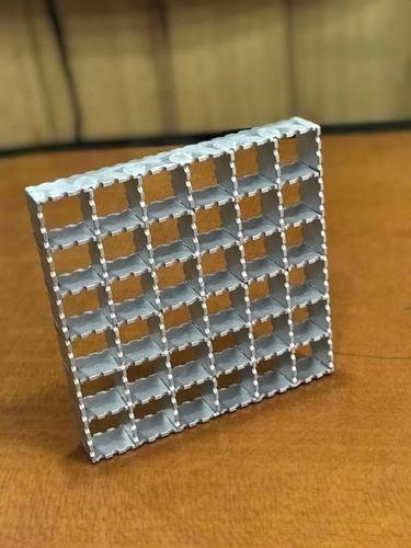Aluminum Square Type Grating