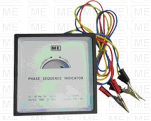 Phase Sequence Indicator
