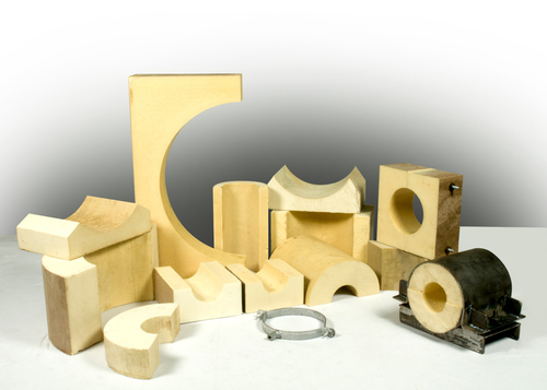 Puf Pipe Supports