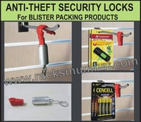 Anti Theft Security Lock For Electronic Store