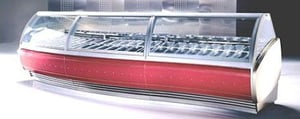 Refrigerated Food Display Cabinet