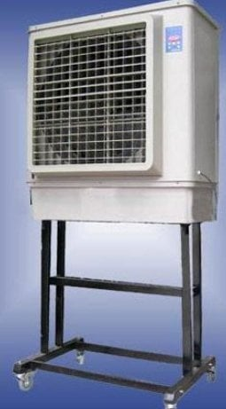 Movable Environment Friendly Air Conditioner
